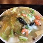 中国料理 彩鳳 - 料理写真:えび焼きそば