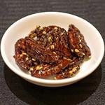 スーツァン・レストラン陳 - ナッツの飴炊き