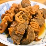大衆食堂 稲田屋 - 関東煮 おかわり