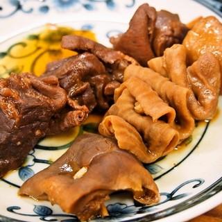 大衆食堂 稲田屋 - 料理写真:関東煮は2種類ある