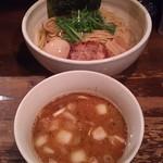 Nanahasu - 支那つけそば大盛+味玉