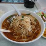ベトコンラーメン - 料理写真:ベトコンラーメン700円+ランチサービス