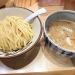 銀座 朧月 - 濃厚つけ麺
