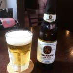 ムルギー - ビールはレーベンブロイだった