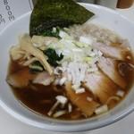 I am ラーメン漢 - 肉煮干ラーメン  ¥800
