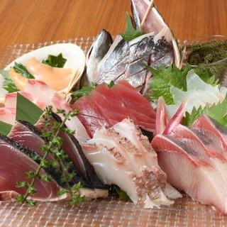 """赤坂見附駅より徒歩2分おいしい""""魚""""が食べたくなったら魚錠"""