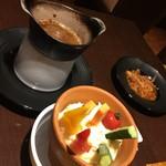 BARLEY WHEAT - 味噌バーニャカウダ