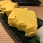 串焼き 村山 - こだわり出汁巻き玉子焼き490円