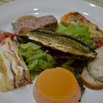 東京パリ食堂 - オードブル盛り合わせ
