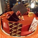 ソマーハウス - アルモニー@強いチョコレートにほのかなジャスミン