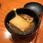 さくら水産 - 肉豆腐¥250