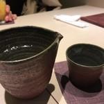 和膳と酒肴 廚 - 日本酒(鍋島)