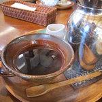 陶花 - ホットコーヒー