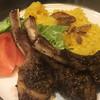 オールドスパイス - 料理写真:ラムチョップゴータマカリー