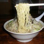 満洲飯店 - 麺