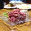龍園 - 料理写真:レバー・ハツ・牛刺し☆