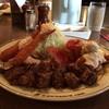 キャプテンズイン - 料理写真:スペシャルランチC(チキン南蛮、海老フライ、サイコロステーキ)