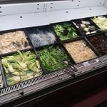 東京大排档 - 野菜が沢山