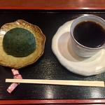 甘味処 いっぷく亭 - コーヒーセット