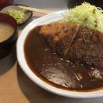 Fukuyoshi - かつカレー850円