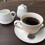Ailnoir - 【ランチ】コーヒーまたは紅茶付き