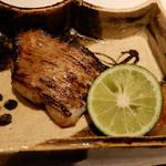 すし瀬名波 - 銚子産金目鯛