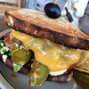 ハビタブルレストラン - 料理写真:お洒落な バーガーです ♪