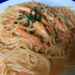 カフェ・ド・リッチ - ずわい蟹のトマトクリーム