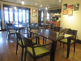 ジャストカフェ - 店内