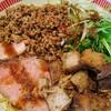 麺屋ほぃ - 料理写真:肉盛りまぜそば♪