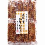 ゆかり堂製菓 - みそ辛かりんとう(18枚入り) ¥378