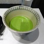 鶴屋吉信 - 抹茶