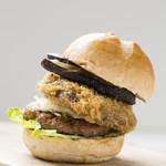 THIS 伊豆 SHIITAKE バーガーキッチン - 料理写真:THIS 伊豆 しいたけバーガー