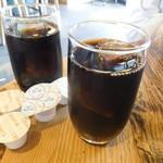 とり家ゑび寿 - アイスコーヒー