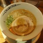 CHABUTON - ちゃぶとんらぁ麺