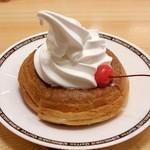 珈琲所コメダ珈琲店 - ミニシロノワール(400円)
