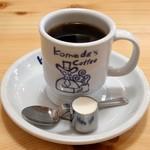 珈琲所コメダ珈琲店 - ブレンドコーヒー(420円)