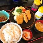 67091784 - ヒレカツ定食(1,180円)