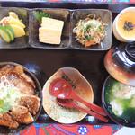 やんばる花咲食堂 - 料理写真: