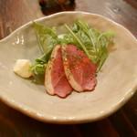 ベイサイドレストラン&バー R-10 - 2017/2/16  鴨〜〜ん