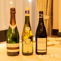 ウィルビウス - 目指すのは料理とワインが互いを高めるマリアージュ