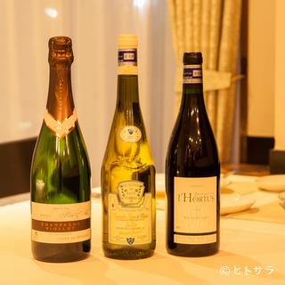目指すのは料理とワインが互いを高めるマリアージュ