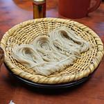 紅葉 - 料理写真:小盛りざるそば 三ボッチ