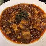 67094275 - ランチセットの陳麻婆豆腐