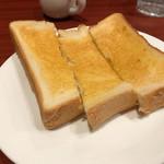 Cafe Sanbankan - トースト