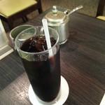 ルナ - アイスコーヒー450円