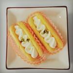 福菱 Kagerou Cafe - レアチーズ生かげろう