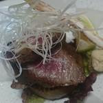 楓の小舎 - 料理写真:豊後牛