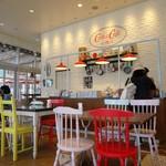 キャス・カフェ - 店内の雰囲気