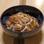 活鰻の店 つぐみ庵 - 料理写真:鰻の間蒸し丼